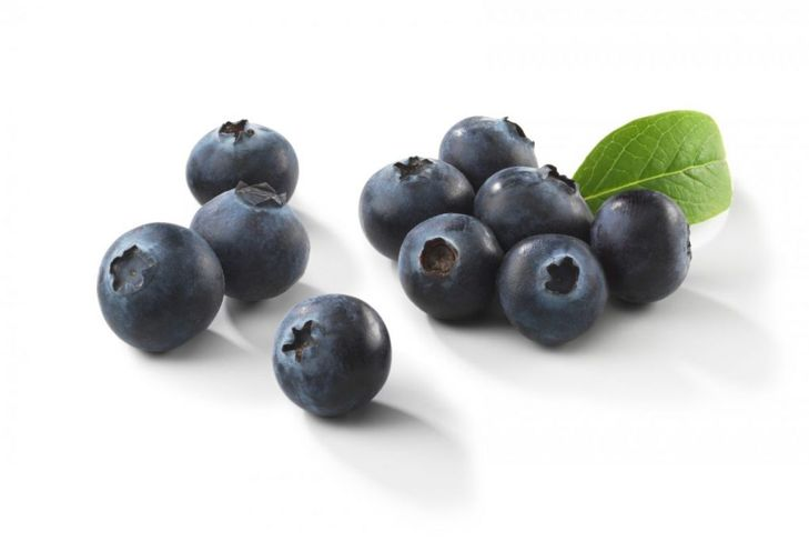 Blueberries May Cause Diarrhea